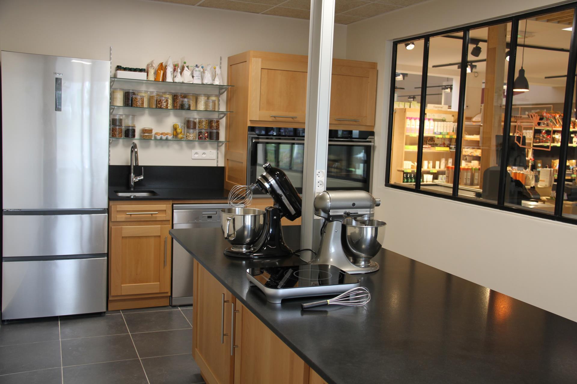 Atelier Cuisine Zero Dechet Au Magasin Biocoop Ethik Etre A