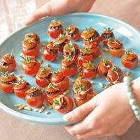Cake Pur Ef Bf Bde De Tomates Chorizo